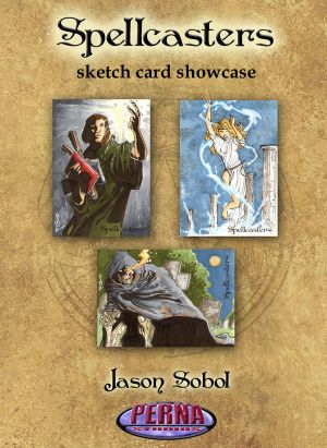 Jason Sobol Showcase - Spellcasters