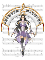 Adopt Auction [Closed]: Piano by KimikoYukichan