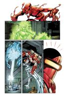 Justice League Gen Lost pg 10 by MarkHRoberts