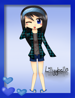 Contest Entry Lillyybella by turquoiseted