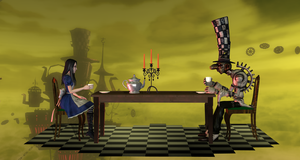 Madhatters Teaparty by tombraider4ever