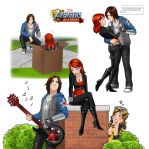 Avengers Academy by Milady666