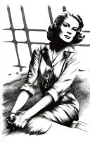 Grace Kelly Commission by stephenburger