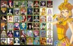 Sailor Moon's Evil Characters by simsim2212