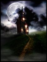 Haunted Manor by MySweetDarkness