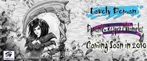 Lovely Demon: Banner by GraphicAnime