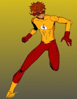 Kid Flash by lucybianchi