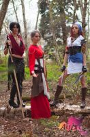 Dragon Age - The Ladies by KellyJane