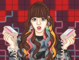 F(x) Sulli - Electric Shock by IntraVires