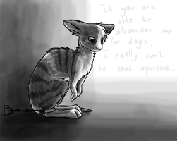 Won't count the hours, rather be a coward. by SpitfiresOnIce