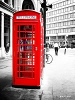 London Calling by Belibo