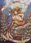 Pin Up Mermaid by emilyjaynewhite