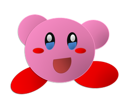 Powerpoint Kirby by Quacksquared