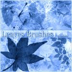 Leaves Brushes by KeReN-R
