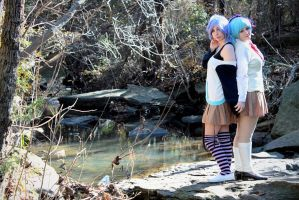 Rosario + Vampire:Forevermore by Xandraluv