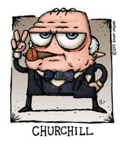 Churchill by stuartmcghee