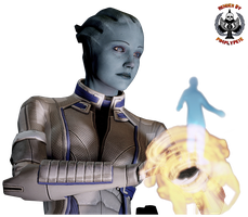 Liara T'soni 02v1 by PimplyPete