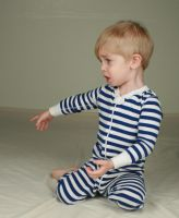 Jude Striped PJ's II by IQuitCountingStock