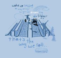 the way we roll... by mohacsy-dot-com