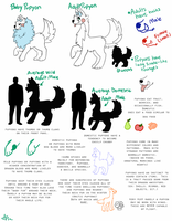 Pupyon Species reference by AshenTundra