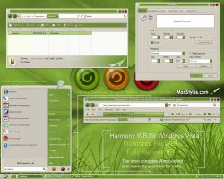 Harmony for Vista WB by vStyler