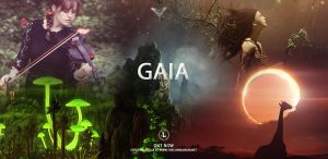 The Luminarium #18: Gaia by Smiling-Demon