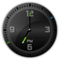 Just Clock for Xwidget by boyzonet