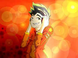 Jake Long by kamzilla456
