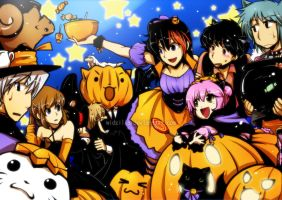 CLAC : Event Pumpkin Mania! by widzilla