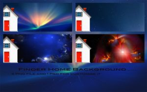 Finder Home Customization by mic330