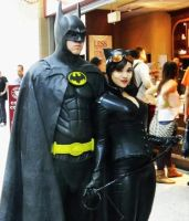 Catwoman cosplay expo 2011 by Miko-the-moogle