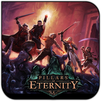 Pillars of eternity icon by niczerus