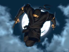 Ninja_Scorpion by sthefo