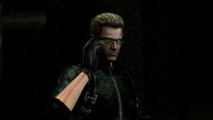 Wesker is cool by McChris1