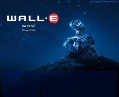WALL-E Layout by trebory6