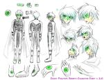 Danny Phantom R CharaSheet by slifertheskydragon