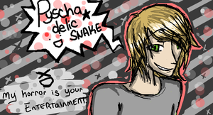 pyschadelicsnake, bby. by mad--megatron