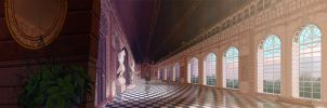 ABRAXAS: University 2nd floor by painted-bees