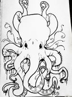Octopus by Daybri