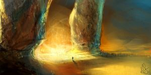 canyon experience by therealarien