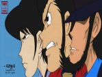 lupin's gang colored by reijr