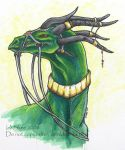 Dragon's Bridle by tyreenya