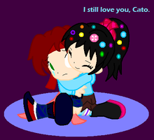 Wreck It Ralph - Vanellope still loves Cato by dannichangirl