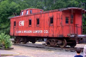 Caboose by Sidneys1