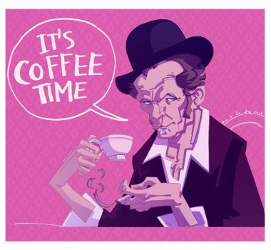 TOM WAITS by joserobledo