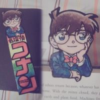 Detective Conan Bookmark by meietsch