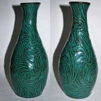 Carved Vase 2 by metranisome