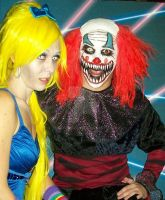 Rainbow Brite's Been Dating a Clown! by Missyangel