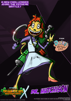 Nicktoons - Dr. Hutchison by NewEraOutlaw