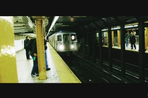 NYC Subway III by ordre-symbolique